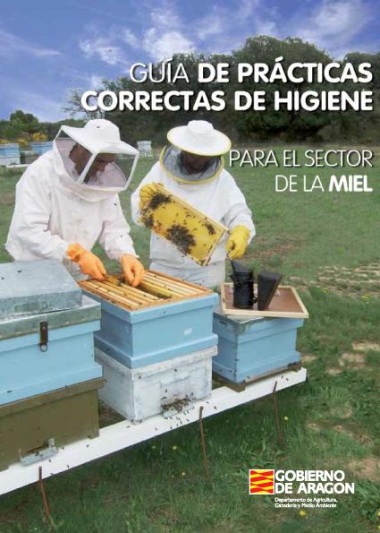 Guia de prácticas correctas de higiene para el sector de la miel